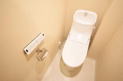 グランシティユーロパークス新小岩のトイレです