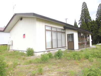 【外観】小坂町上向字鳥越・中古住宅