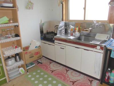 【キッチン】小坂町上向字鳥越・中古住宅