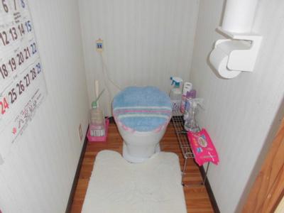 【トイレ】小坂町上向字鳥越・中古住宅