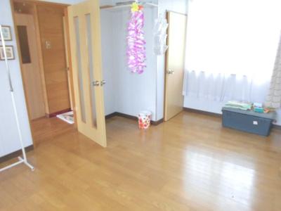 【洋室】小坂町上向字鳥越・中古住宅