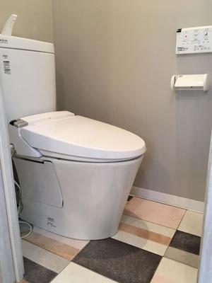 【トイレ】ときわベース