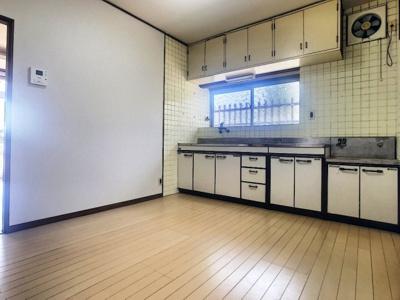 【キッチン】彦島桜ヶ丘町N邸