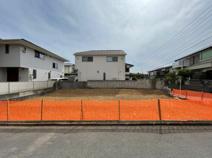横浜市港南区日限山1丁目 建築条件付売地 34坪!整形地の画像