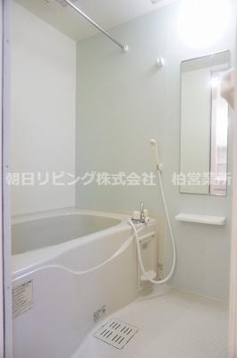 【浴室】リヴィエールA
