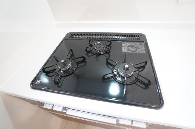 【同仕様施工例】来客がきたらTVモニターで確認することができ防犯面も安心です。