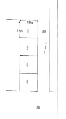 【区画図】緑ヶ丘ガレージ