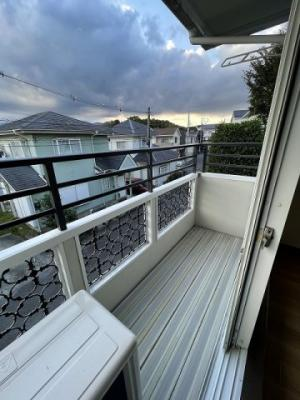 水栓トイレ。コスモヒルA