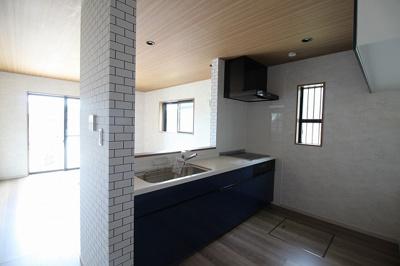 【キッチン】神戸市垂水区多聞台5丁目 新築戸建