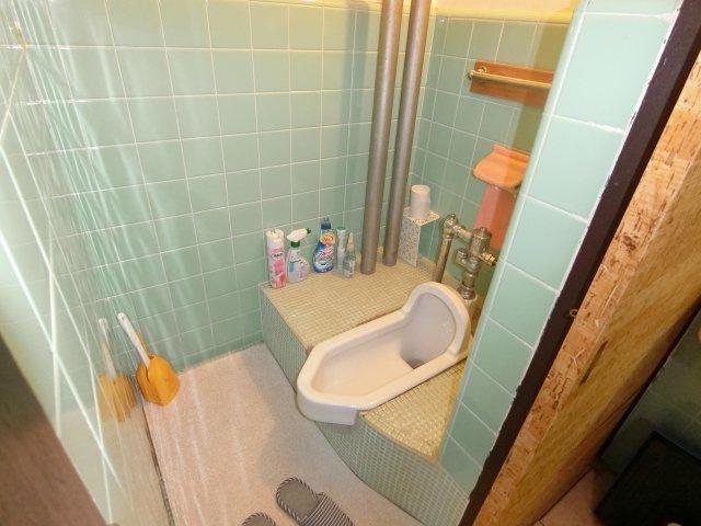【トイレ】熱海ビューラ