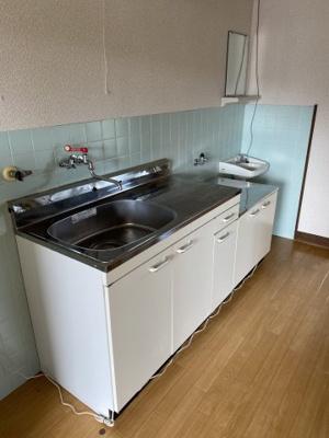 【キッチン】池下マンションⅠ