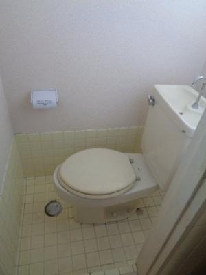 【トイレ】前迫マンション