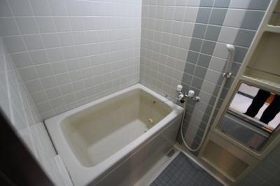 【浴室】白山麻の実ハイツ