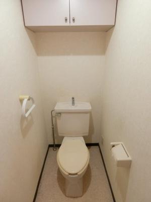 【トイレ】ビラカーサお花茶屋
