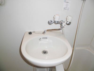 便利な洗面台