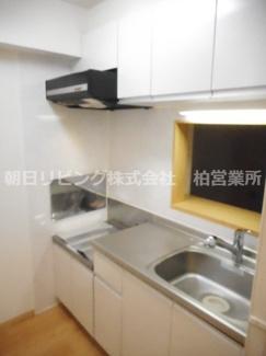 【キッチン】メゾン ビオラティ