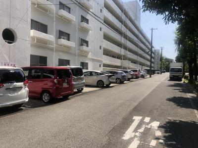 【駐車場】南千里オリーブヴィラSE棟