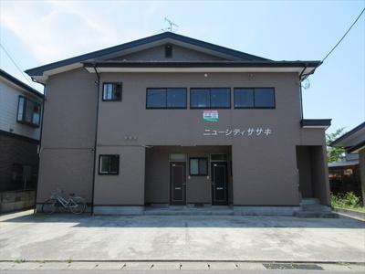 【外観】ニューシティ ササキ