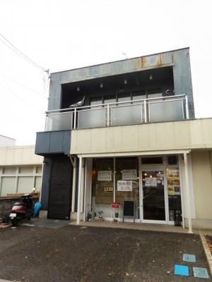 【外観】船内店舗 2階