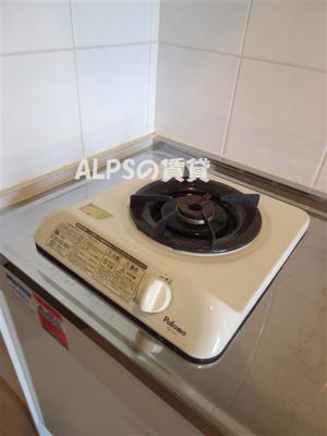調理台スペース付きキッチン(同一仕様)