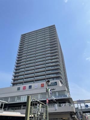 【外観】プラウドタワー堺東