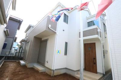 【外観】越谷市 花田7丁目 新築戸建 全7棟