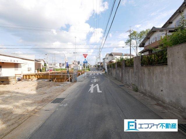 【外観】東海市加木屋町小清水 新築分譲戸建