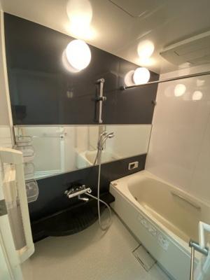【浴室】サーパス富雄駅前