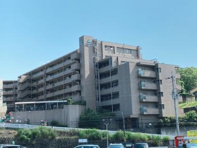 【外観】サーパス富雄駅前