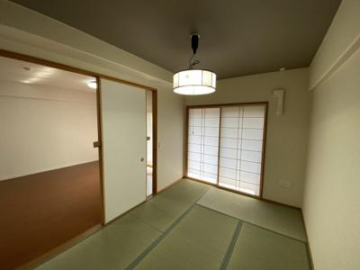 【和室】サーパス富雄駅前