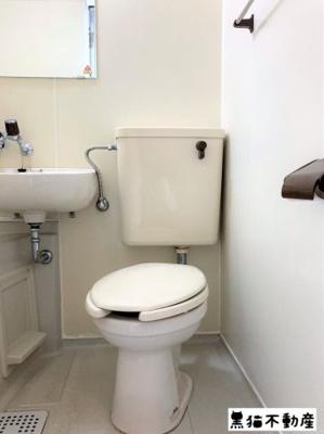 【トイレ】メゾン・ド・コンフォール