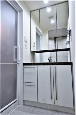 【独立洗面台】エスライズ西本町Ⅱ