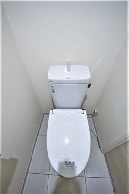 【トイレ】エスライズ西本町Ⅱ