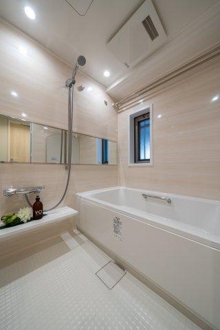 【浴室】サンクタス代々木ヒルズ