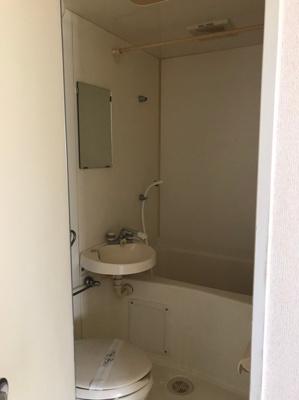 【浴室】利回り約8.9パーセント一棟マンション