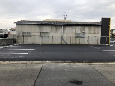 【外観】西浜田町駐車場H