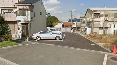 【外観】豊南南第3駐車場