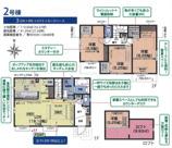 練馬区高松6丁目 5,980万円 新築一戸建て【仲介手数料無料】の画像