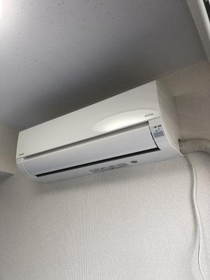 エアコン 新規設置未使用