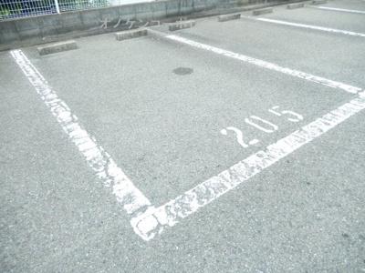 【駐車場】ドミール加佐