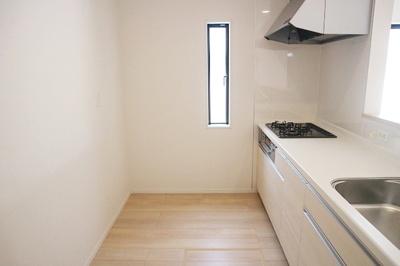 【キッチン】岸和田市上野町西第2期 1号棟 新築戸建
