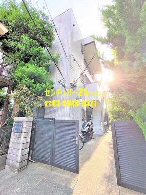 【外観】ファミール中村橋(ナカムラバシ)-2F