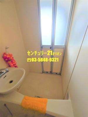 【浴室】ファミール中村橋(ナカムラバシ)-2F