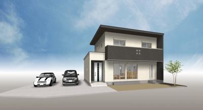 建築プラン例建物価格1,870万円