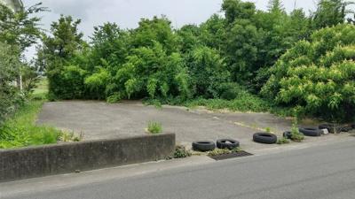 【外観】川内町竹須賀 土地