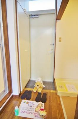 【玄関】ライフパル