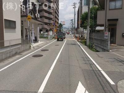 【前面道路含む現地写真】姫路市東今宿3丁目/中古戸建