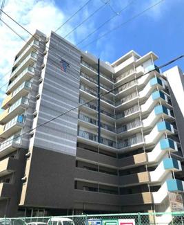 【プロパレス武庫川グランリーヴァ】地上11階建 総戸数47戸 ご紹介のお部屋は7階部分です♪