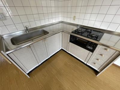 【キッチン】ビラージュエルム
