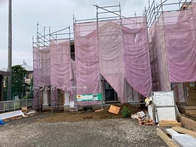【外観】リーブルガーデン 新築戸建て 館林西美園-全2棟-